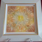 【制作実績】結晶の花アート「反応を楽しむ」
