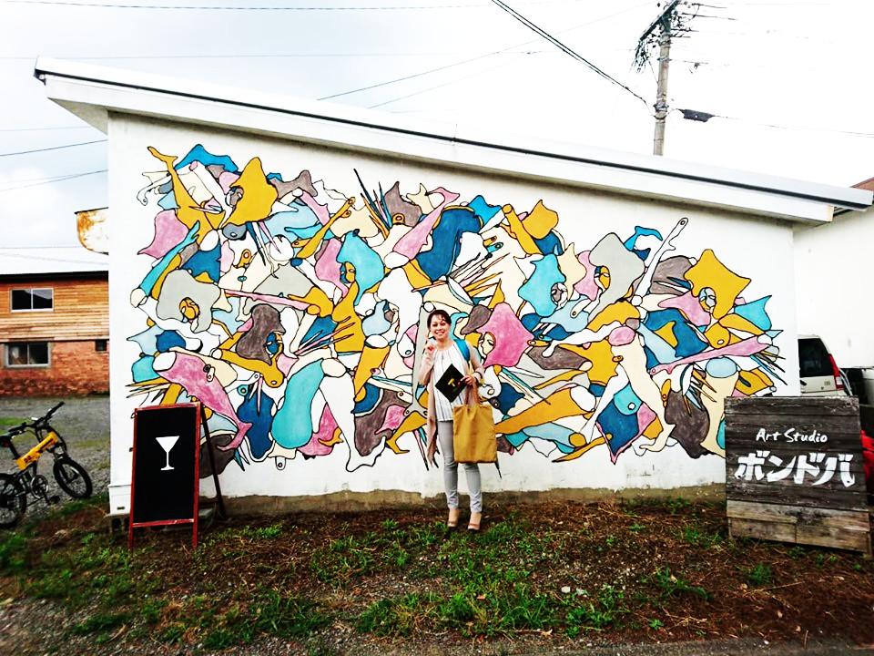 佐賀県多久市のアートに大興奮♡14