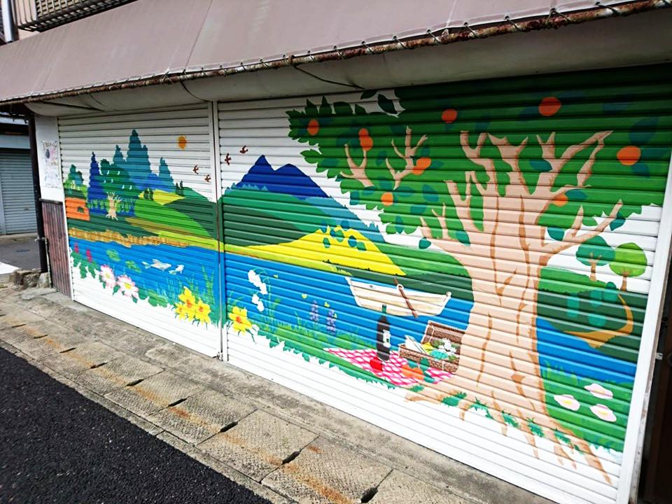 佐賀県多久市のアートに大興奮♡5