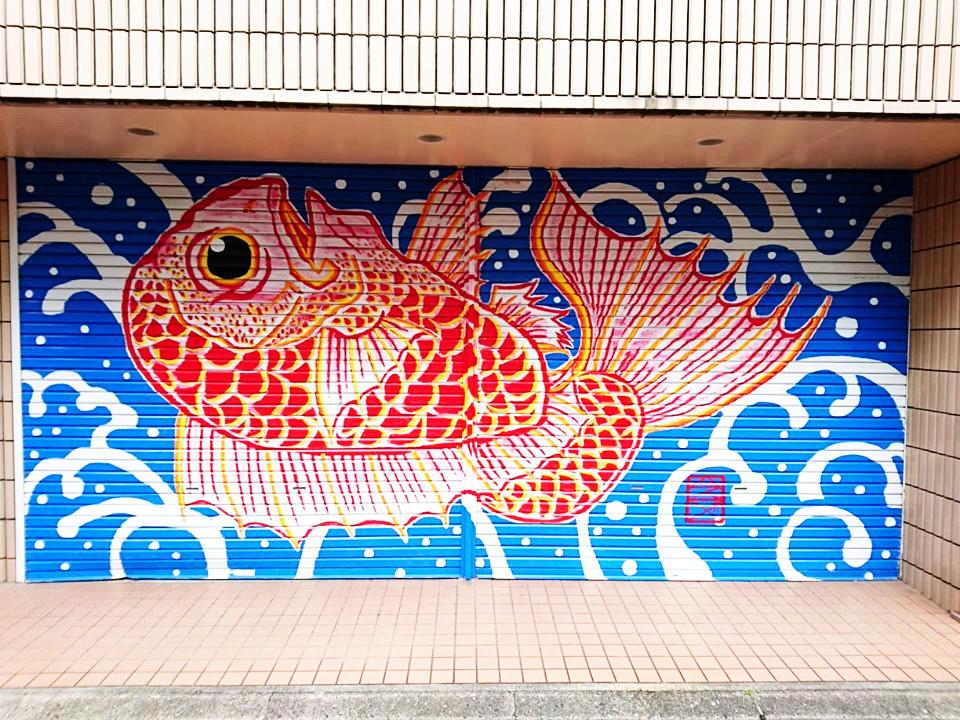 佐賀県多久市のアートに大興奮♡6