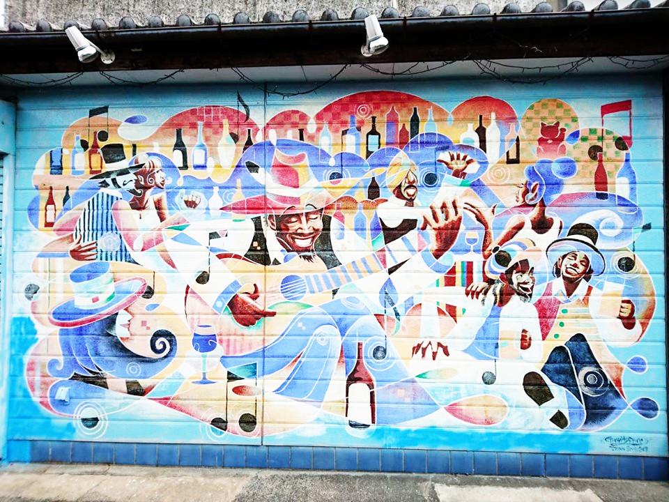 佐賀県多久市のアートに大興奮♡8